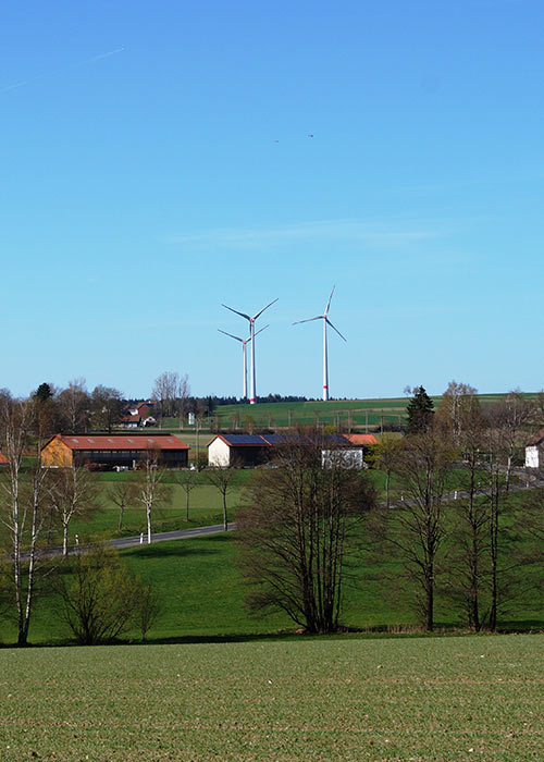 Windpark Hochfranken